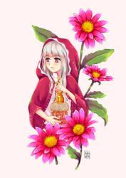 Perfumes: chrysanthemum by NaiLyn