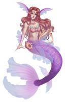 Mermaid by Danginator