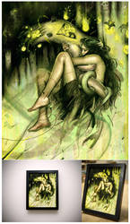 Dream Hug Prints by rodluff