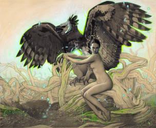 Harpy by rodluff