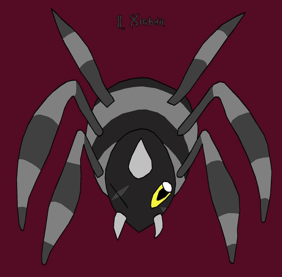 Pokemon- KH-Xigbar by fuzzylittlekitty