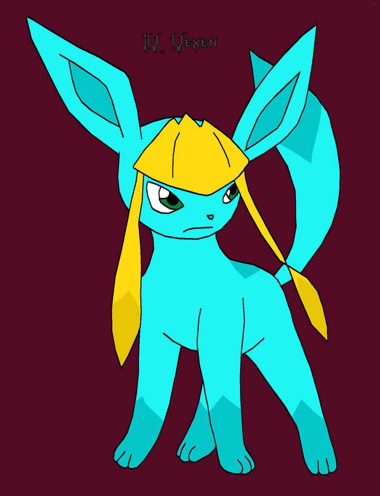 Pokemon- KH-Vexen by fuzzylittlekitty