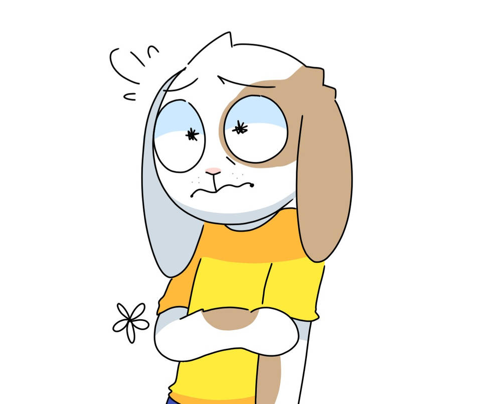 Rabbit Morty by cutieidel