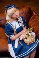 Sailor Chii by TotallyToastyAri