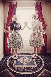 Sisters by TotallyToastyAri