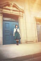 Young Elizabeth - Bioshock Infinite by TotallyToastyAri
