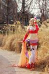 Terra Branford - Sakizou Final Fantasy 6 by TotallyToastyAri