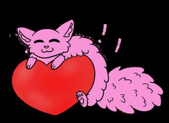 F2U Valentine Creature Base by 102vvv
