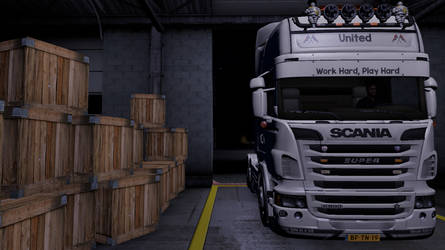 New Scania by LeafeonGold