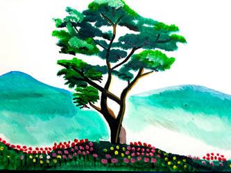 The Tree by Rorqvist