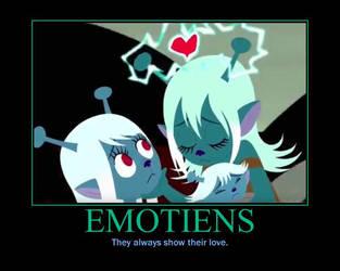 Motivational Emotien by DarkonShadows