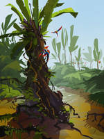 macaws by cyberkolbasa