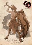 Rago Main Character by GuildAdventure