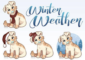 Winter Weather by naida4