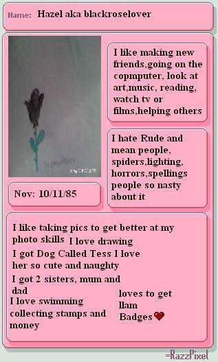 blackroselover's Profile Picture