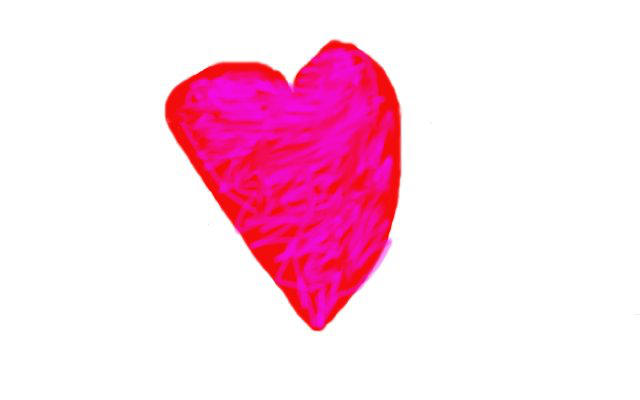 heart pic by blackroselover