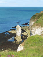 Flamborough 3 by ahappierlife