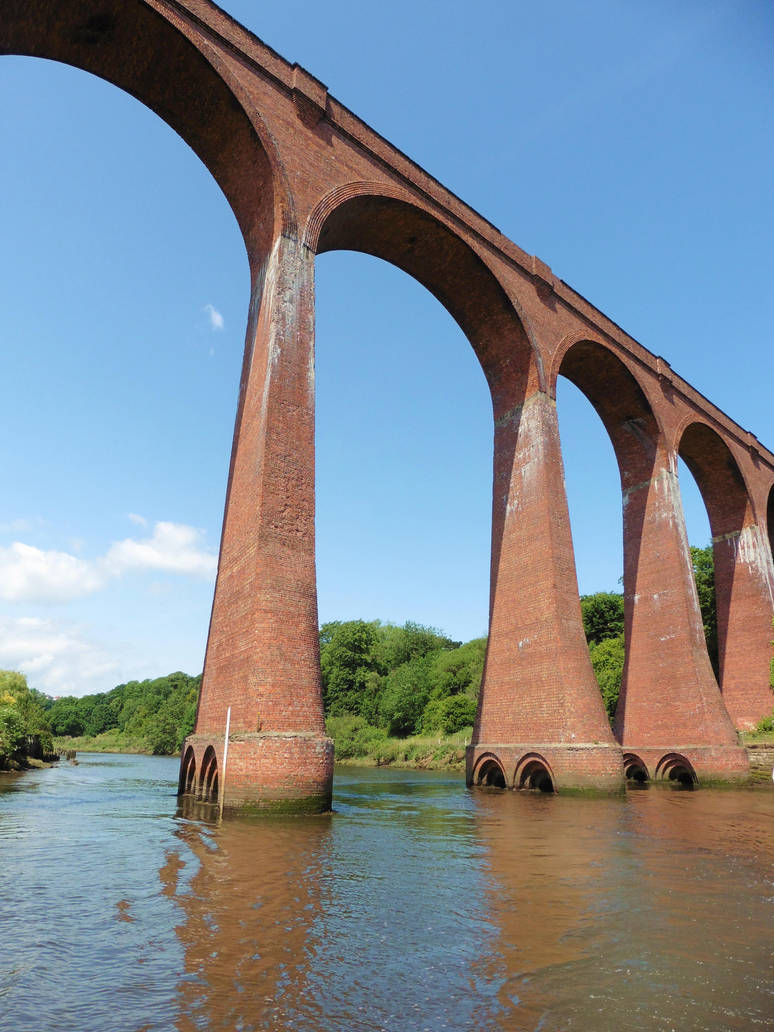 Whitby - viaduct by ahappierlife