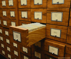 Card Catalog by MDO2010