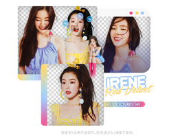 PACK PNG #44 // IRENE|RED VELVET|SUMMER MAGIC| by Lisethh