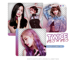 PACK PNG #52 // TWICE|YES OR YES|PT.2| by Lisethh