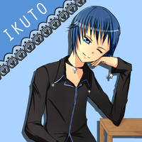 [Request] Ikuto by China-Girl-Doll