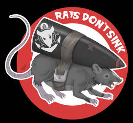 Rats Don't Sink - bomb by GakiRules