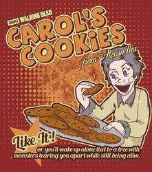 Carol's Cookies by GakiRules