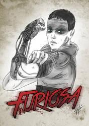 Furiosa - Mad Max by GakiRules