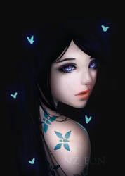 Bleu by NZ-Eon
