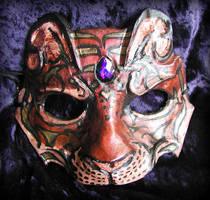 Tiger Mask by Namingway