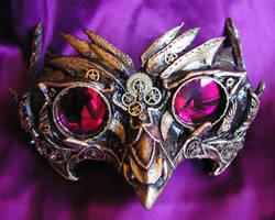 Clockwork Bird Goggles by Namingway