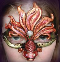Goldfish Mask by Namingway