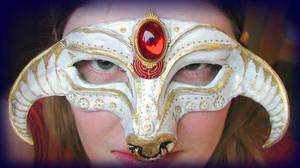 Minotaur Mask by Namingway