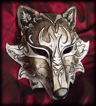 Wolf Mask by Namingway