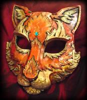 Cat Mask by Namingway