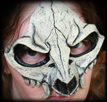 Beast Skull Mask by Namingway