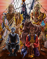Exalted- The Motley Group by Namingway