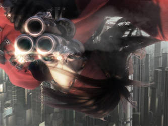 FF7 vincent by Ryry009