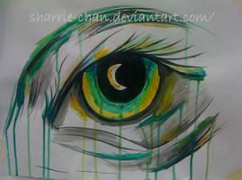 Peacock Eye by Sharrie-chan