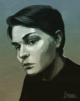 Portrait by BrunoWerner