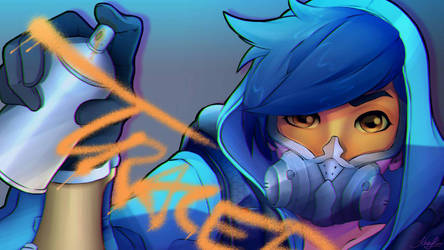 Tracer! by KhayRin