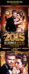 New Year's Eve Paty 2015 by majkolthemez
