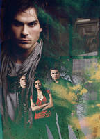 vampire diaries_ by sarah941012