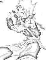 Black Star, Soul Eater by SoulessRoman