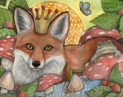 Fox Kingdom by WhimsicalMoon