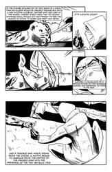 Sarah Connor Black and White/ Page 12 by phantomwriter05