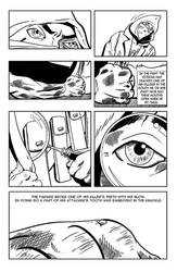 Sarah Connor Black and White/ Page 11 by phantomwriter05