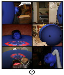 Blueberry Inflation Chew It, Kristina comic pg 7 by Magic-Kristina-KW