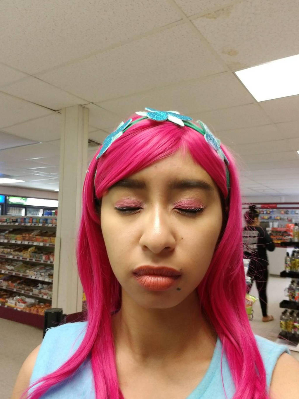 I Dress Up As A Human Princess Poppy Of Trolls 7 By Magic Kristina